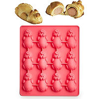 Silicone Pigs in Blankets Savoury Canapé Mould
