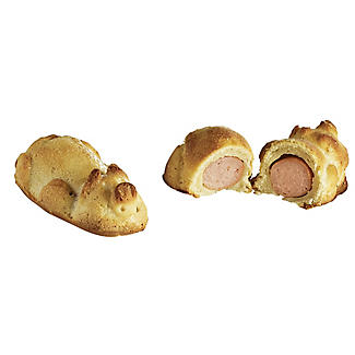 Silicone Pigs in Blankets Savoury Canapé Mould alt image 3
