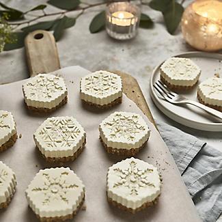 Lakeland Christmas Snowflake Silicone Mould alt image 2