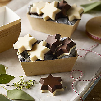 2-Piece Silicone Star Chocolate Mould alt image 2