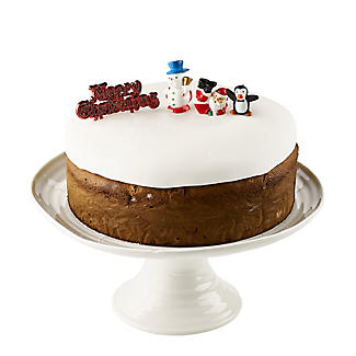 4pc Polar Pals Christmas Character Cake Topper Set alt image 2