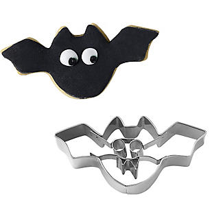 RBV Birkmann Halloween Bat with Face Cookie Cutter