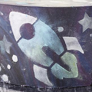 Space Cake Stencil 25cm Dia. alt image 6