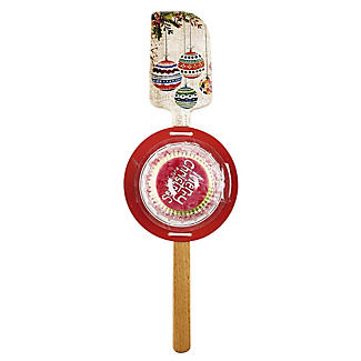 Christmas Bauble Spatula and Cupcake Cases Gift Set