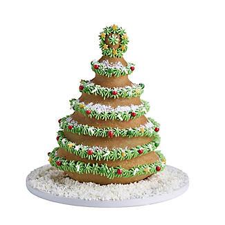 Decora 3D Christmas Tree Cake Tin alt image 3