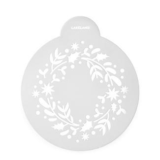 PME Christmas Wreath Stencil alt image 3