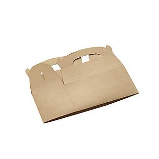6 Craft Paper Treat Boxes alt image 4