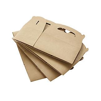 6 Craft Paper Treat Boxes alt image 5