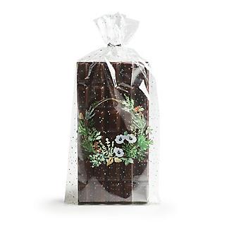 20 Wreath Cellophane Presentation Bags