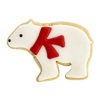 Polar Bear Stainless Steel Cookie Cutter alt image 3