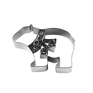 Polar Bear Stainless Steel Cookie Cutter alt image 4