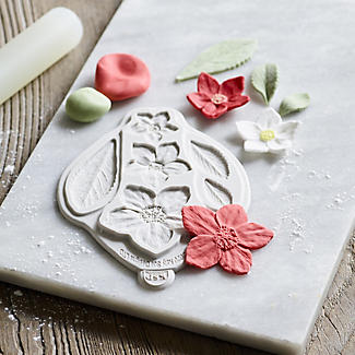 Katy Sue Designs Christmas Rose Silicone Mould alt image 2