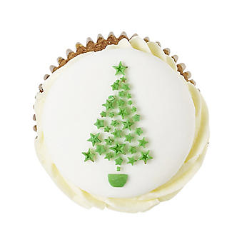 Katy Sue Designs Christmas Tree Cake Topper Silicone Mould alt image 3