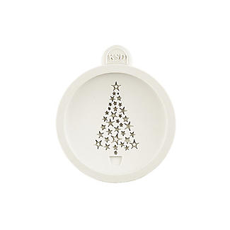 Katy Sue Designs Christmas Tree Cake Topper Silicone Mould alt image 5
