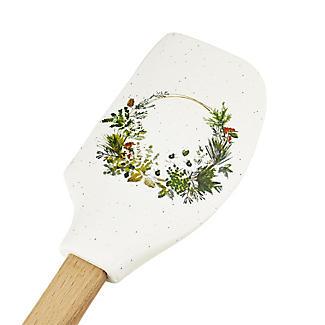 Evergreen Traditional Christmas Silicone Spatula alt image 2