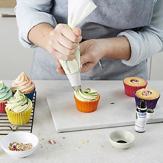 Lakeland 12 Hole Mini Sandwich Tin and Cupcake Corer Set alt image 8