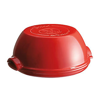Emile Henry Round Bread Baker EH345507 – Red