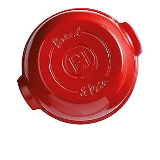Emile Henry Round Bread Baker EH345507 – Red  alt image 6