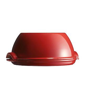 Emile Henry Round Bread Baker EH345507 – Red  alt image 7