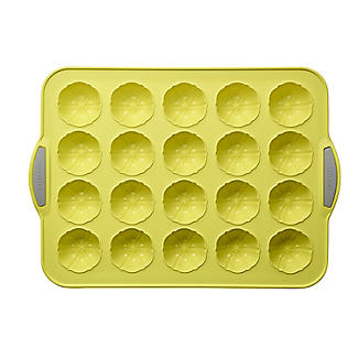 Reinforced Silicone 20 Cup Mini Flowers Pan alt image 5