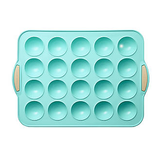 Reinforced Silicone 20 Cup Mini Spheres Pan alt image 5