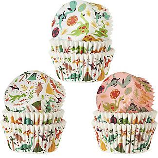 36 Dinosaur Cupcake Cases