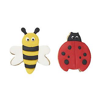 Garden Cookie Cutter Set – Ladybird and Bee alt image 2
