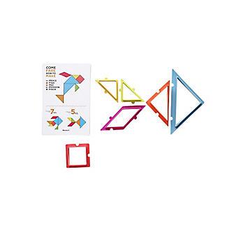 6-Piece Creative Cookies Puzzle Cutters alt image 6