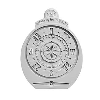 Katy Sue Designs Antique Compass Silicone Icing Mould alt image 3
