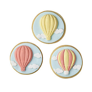 Lakeland Hot Air Balloon Silicone Icing Mould alt image 3