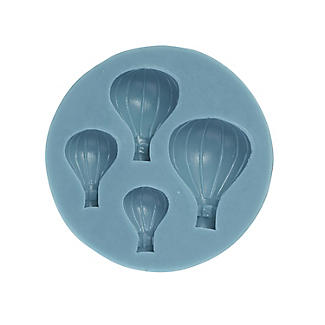 Lakeland Hot Air Balloon Toppers Silicone Icing Mould alt image 3