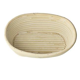 Lakeland Oval Bread Dough Proving Basket 25 x 18cm alt image 2