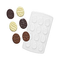 12 Easter Chocolate Shapes Mould Gift Set