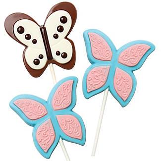 50 Paper Lollipop Sticks 11.5cm alt image 2