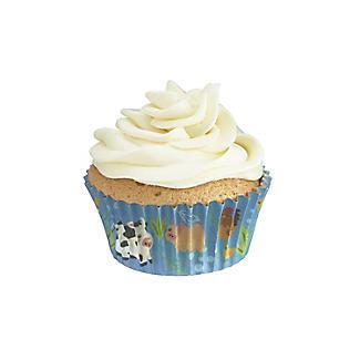 30 Farmyard Foil Lined Cupcake Cases alt image 2