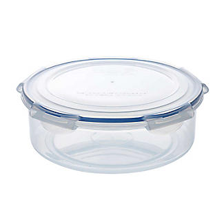 Set of 2 LocknLock Clear Round Cake Carriers alt image 6