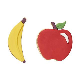 4 Fruit Cookie Cutters alt image 2