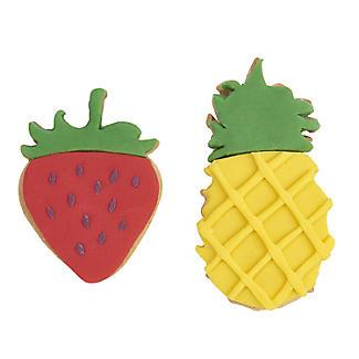 4 Fruit Cookie Cutters alt image 3