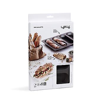 Lékué Silicone Mini Baguettes Mould alt image 9