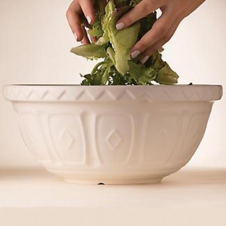 Mason Cash Cream Ceramic Mixing Bowl 26cm alt image 2