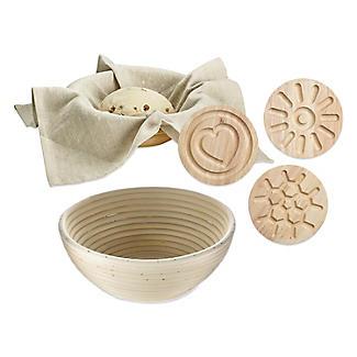 Bread Dough Proving Bundle with 22cm Basket