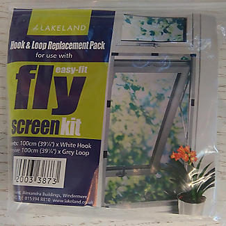 Easy-Fit Fly Screen Kit Replacement Tape alt image 3