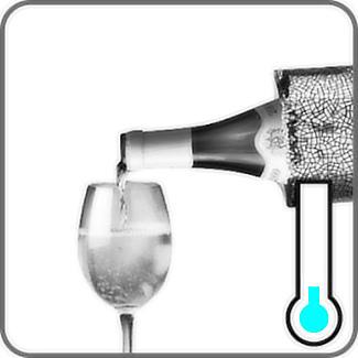 Rapid Ice Wine Bottle Cooler alt image 8