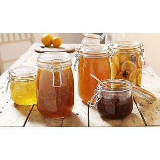 Half Litre Preserving Jars alt image 2