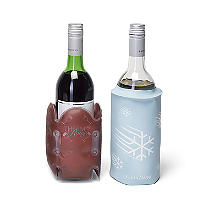 CellarDine Red Wine Warmer and White Wine Chiller Gift Set