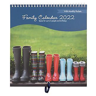 Family Organiser Calendar 2019