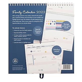 Family Organiser Calendar 2021 alt image 2
