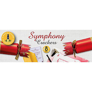 8 Symphony Musical Christmas Crackers  alt image 6