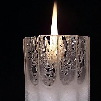 Ice Crystal Candle alt image 2
