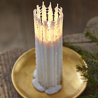 Ice Crystal Candle alt image 3